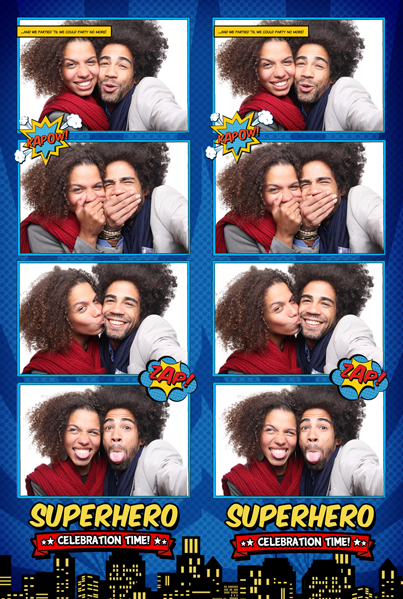 Photo Booth Template 31