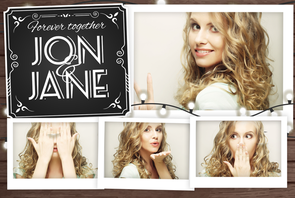 Photo Booth Template 38