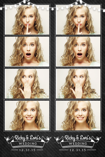 Photo Booth Template 4