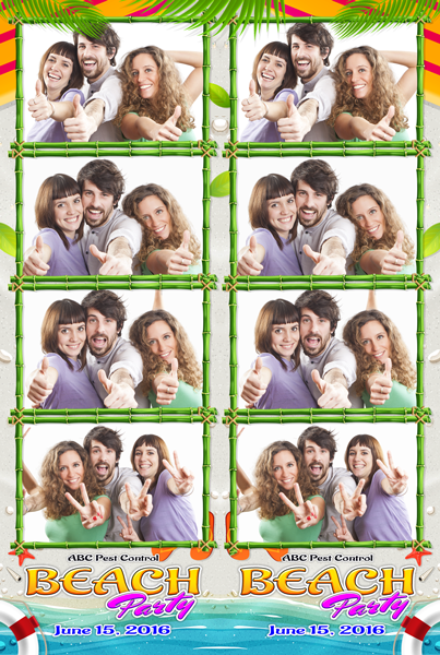 Photo Booth Template 30