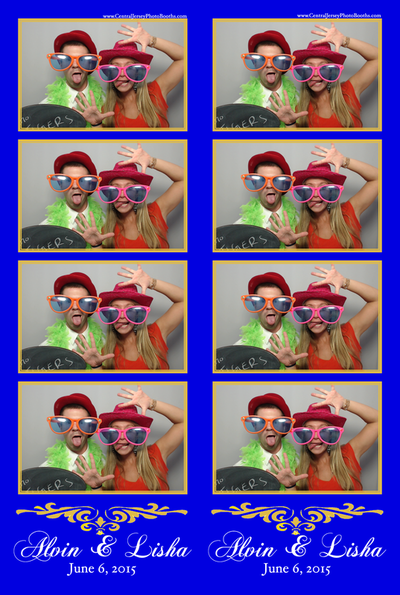 Photo Booth Template 1