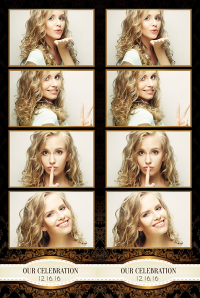 Photo Booth Template 13