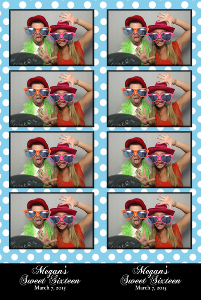 Photo Booth Template 16