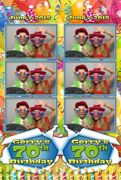 Photo Booth Template 17