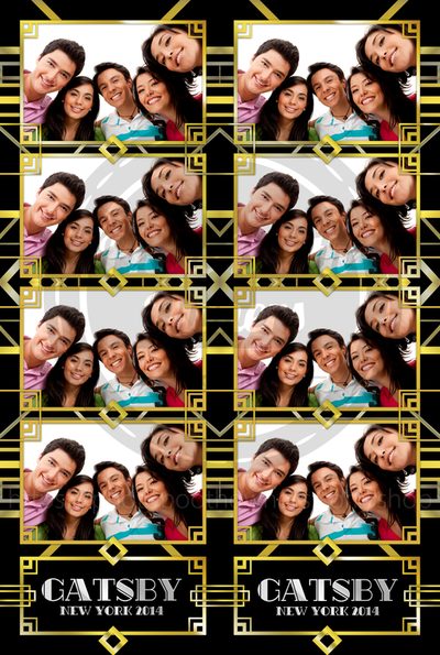 Photo Booth Template 24