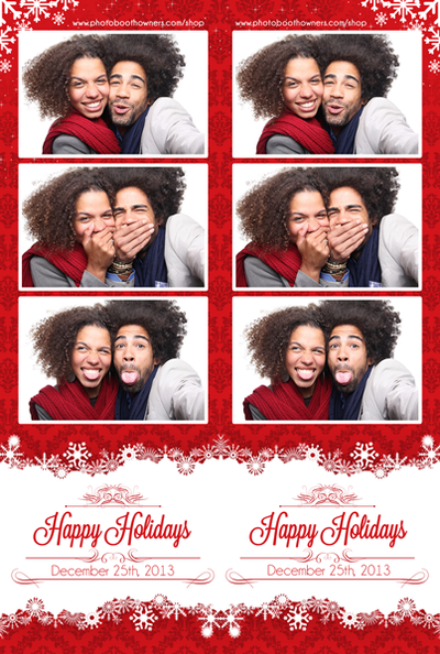 Photo Booth Template 25