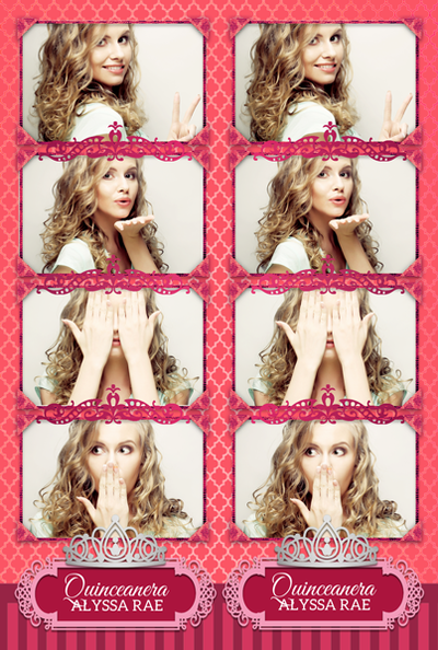 Photo Booth Template 27