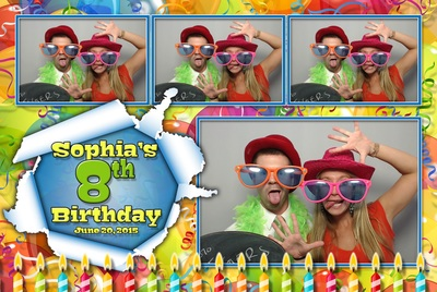 Photo Booth Template 32