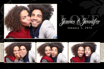 Photo Booth Template 35
