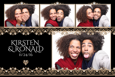 Photo Booth Template 36