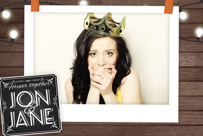 Photo Booth Template 37